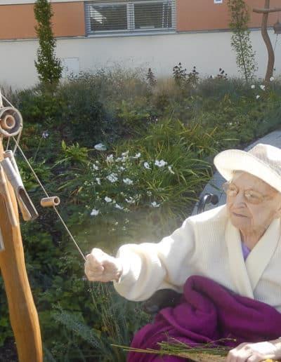 Volný čas – Domov pro seniory Zastávka, p. o.
