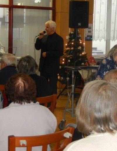 Vánoční zpívání s Jiřím Helanem